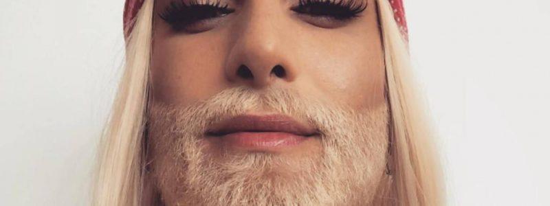 Conchita Wurst blonde