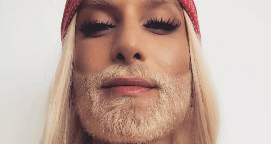 Conchita Wurst blonde