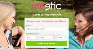 Meetic lesbienne : site de rencontre lesbienne