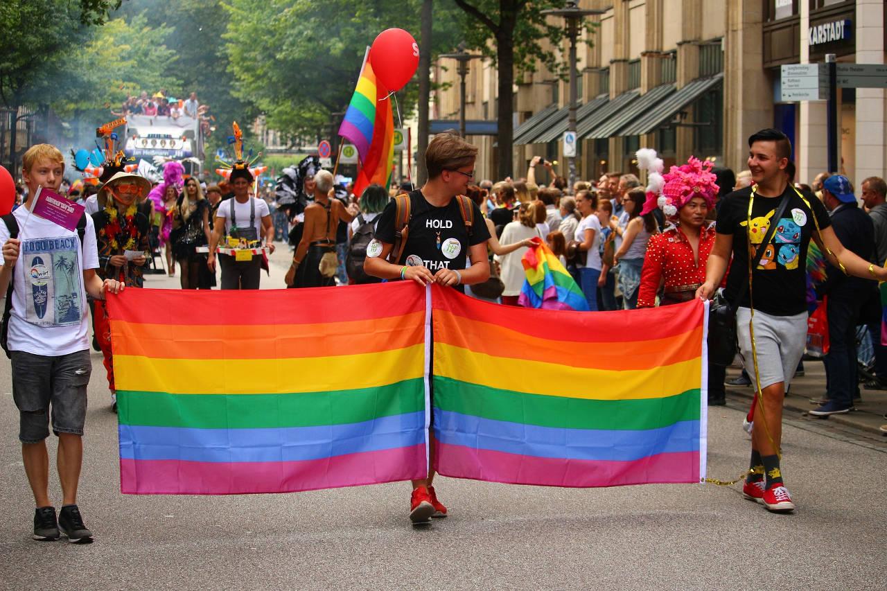 Marseille Gay Pride de Marseille