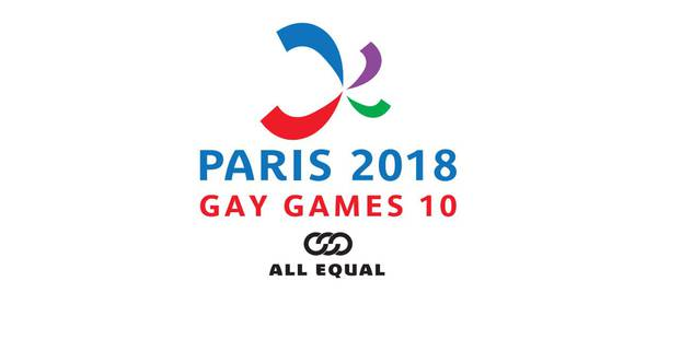 Gay Games 2018 Paris